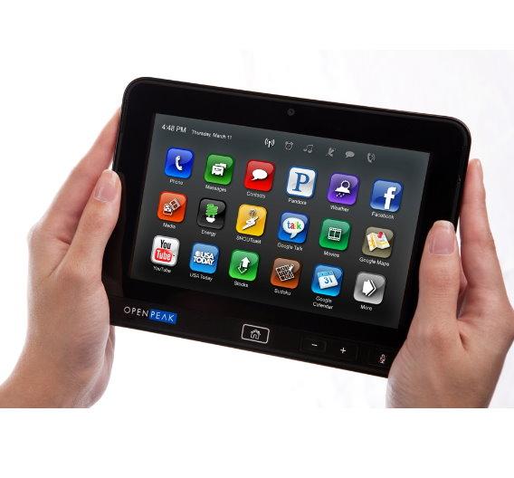 Open Peaks nutzt für »Open Tablet« Intels neuen Atom-Z6xx.