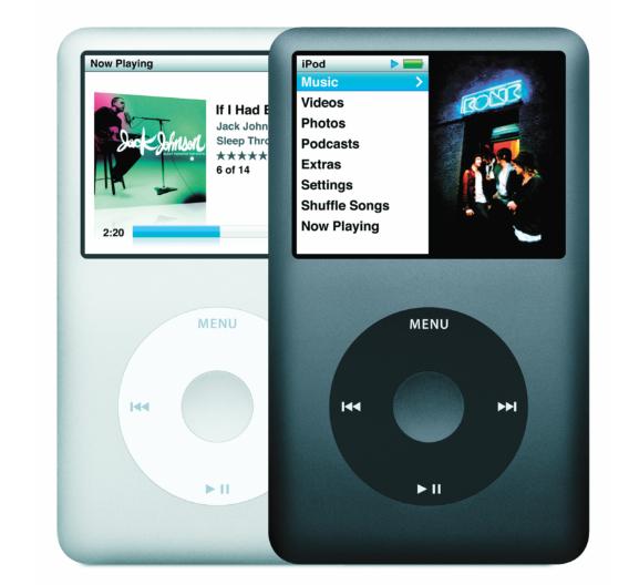iPod classic von Avnet Memec