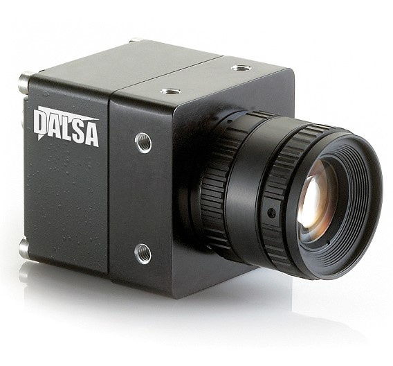 Hochauflösende CMOS-Bildsensoren mit Global-Shutter-Technik, die für verzerrungsfreie Bilder sorgt, sind in immer mehr Industriekameras eingebaut. Dalsa beispielsweise hat seine Kameraserie »Falcon« um vier entsprechende Geräte mit Auflösungen von bis zu 1,4 Megapixel ergänzt. Erhältlich sind die Kameras unter anderem bei Stemmer Imaging.