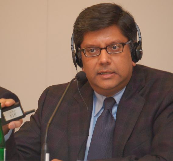 Anand Chandrasekher, Senior Vice President und General Manager der Intel Mobility Group will, dass WLS bei Intel vom