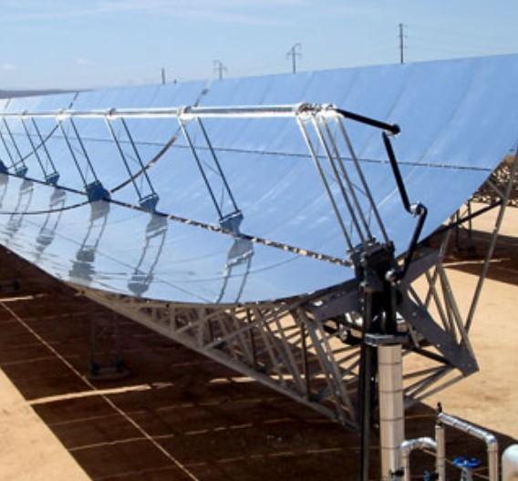 Wenn es nach Desertec geht, soll Strom aus der Wüste Nordafrikas soll langfristig die Energieversorgung Europas sichern.