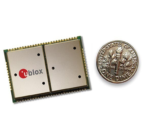 Das laut Hersteller u-blox (Halle/Stand: 12/266) weltweit kleinste 3G-Modul, das die globale UMTS/HSPA-Standards erfüllt, heißt »LISA«. Es ist 33,2 mm x 22,4 mm x 2,7 mm groß und auf einem 76-Pin-Leadless-Chip-Carrier (LLC) untergebracht. Die Variante »LISA-U« ermöglicht Anwendungen mit hoher Bandbreite, z.B. mobiles Internet und Infotainment in Fahrzeugen. Sie ist auch für Anwendungen mit Sprachkommunikation wie z.B. Notruf (eCall) geeignet. Die Module der Variante »LISA-H« sind speziell für Telematik- und Telemetrie-Anwendungen optimiert, die reine Datenkommunikation und nicht die volle 3G-Bandbreite benötigen.