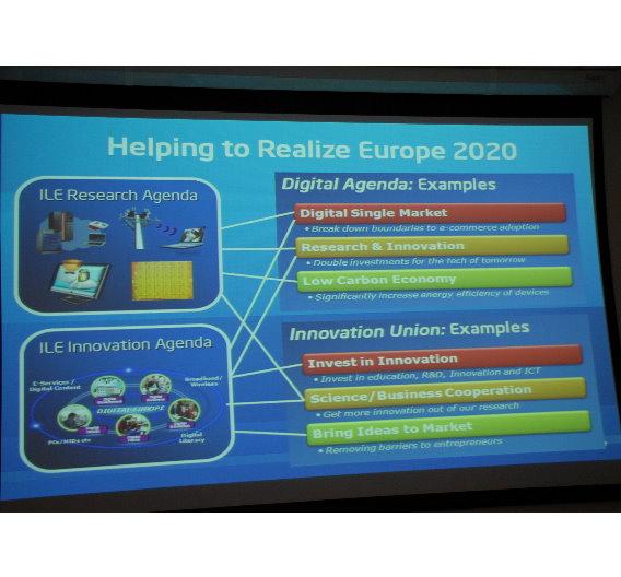 Für Europa 2020 sieht Intel die