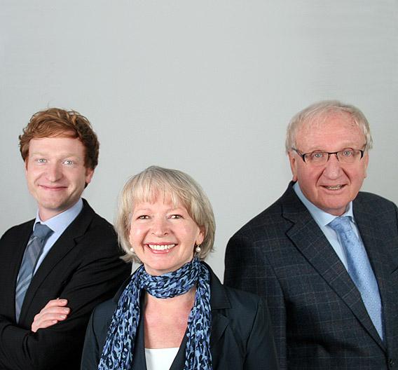 Seit 30 Jahren leitet Bernd Franz das Familienunternehmen und wurde dabei tatkräftig von seiner Frau Hildegard und seinem Sohn Andreas unterstützt.