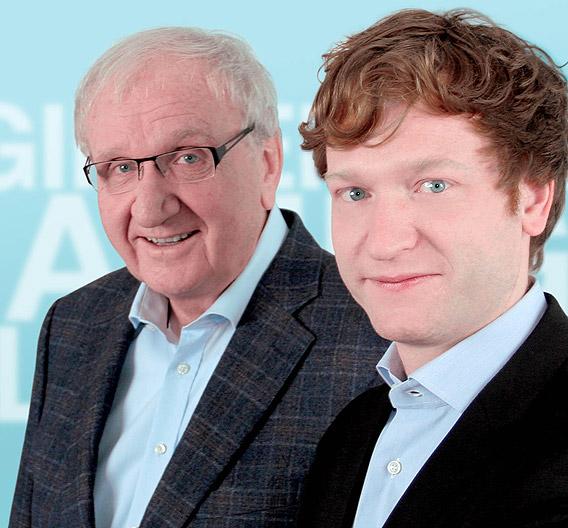 Im Jahr 2007 trat Dr. Andreas Franz vollends in das Familienunternehmen ein: Seit vier Jahren ist er verantwortlicher Geschäftsführer von Framos. Sein Vater Bernd Franz steht ihm jedoch als Berater zur Seite.