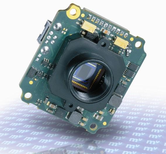 Jetzt auch mit Gehäuse erhältlich: die Einplatinenversion »mvBlueFOX-MLC« der USB-2.0-Kamera »mvBlueFOX« von Matrix Vision.