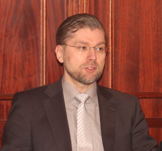 Waldemar Christen, Leiter Vertrieb & Marketing, BMK Group: »Wenn sich unser Einkäufer gut betreut fühlt, dann kauft er ein.«