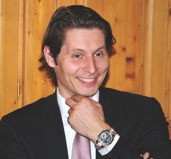 Dr. Martin Kunschert, Elesta relays: »Wir haben die Kapazitäten massiv ausgebaut und dabei das Personal fast verdoppelt.«
