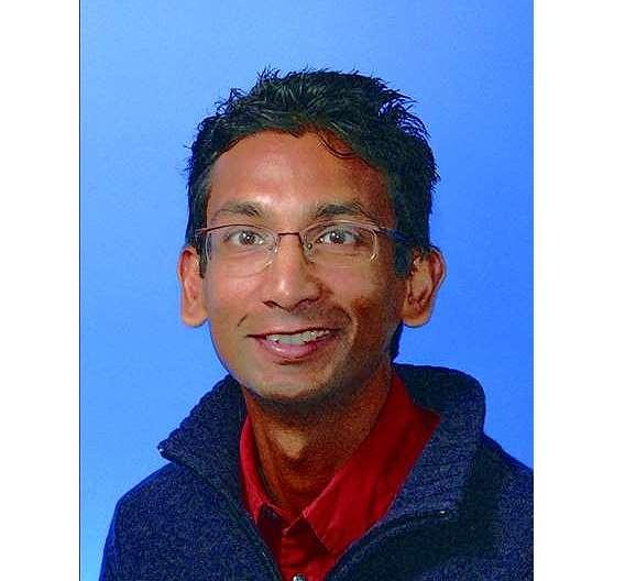 Dr. Vincent Peiris ist Projektkoordinator von WiserBAN und Abteilungsleiter HF- und Analog-IC-Design.
