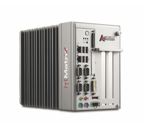 Mit »MXC-6000« will Adlink das High-End für Box-IPCs definieren.