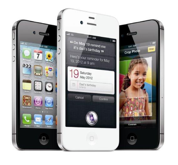 Das Innenleben des iPhone 4S unterscheidet sich deutlich vom Vorgängermodell.