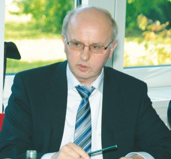 Bernhard Petermann, Miele: »Wir haben in so einem Kreis die Chance, auch Standards durchzusetzen.«