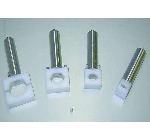 Bild 2: Den Sensor gibt es in vier verschiedenen Versionen für Rohrdurchmesser von 10 mm bis 63,5 mm
