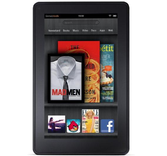 Was steckt im Amazon Kindle Fire? Die Eckdaten des iPad-Konkurrenten: 7 Zoll Multi-Touch Display mit IPS-Technologie, Dual-Core Prozessor, 512 MB RAM, 8 GB Interner Speicher, 802.11b/g/n Wi-Fi, eigenes Betriebssystem basierend auf Android 2.3 Gingerbread