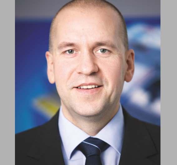 Dr. Steffen Haack, Bosch Rexroth: »Der einzig sinnvolle Weg ist, die gesamte Maschine zu elektrifizieren, um Funktionen in die Software zu verlagern.«
