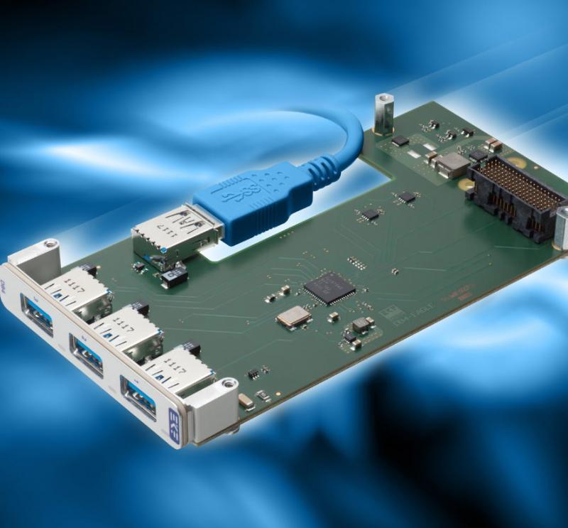 Der interne USB-Port ist aber auch für konventionelle Anschlusskabel geeignet.