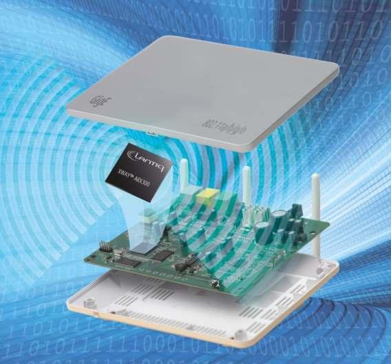 Mit hoch integrierten Chips wie dem »XWay ARX300« können Telecom-Betreiber ihre ADSL2/2+ Dienste in den weltweiten Märkten ausbauen und erweitern.