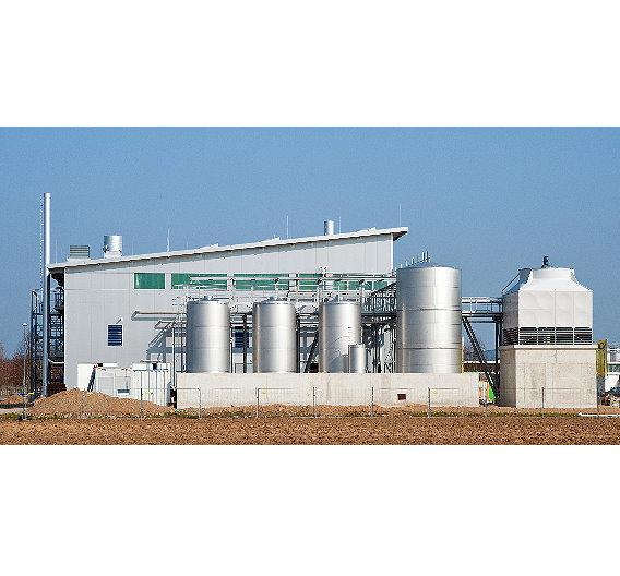 Deutschlands größte Anlage zur Produktion des Alternativkraftstoffs Bioethanol geht im niederbayerischen Straubing in Betrieb.