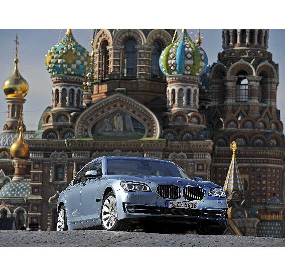 Der neue BMW ActiveHybrid.