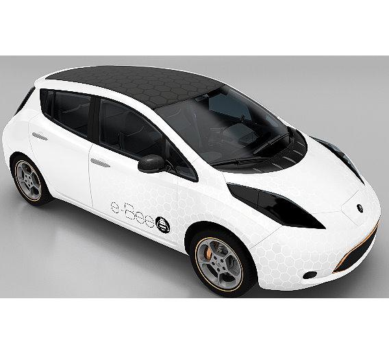 Von der Fahrerschnittstelle bis zum kompakten und innovativen Klimasystem zeigt das e-Bee ein effizientes, zukunftsorientiertes Design für eine neue Mobilität.