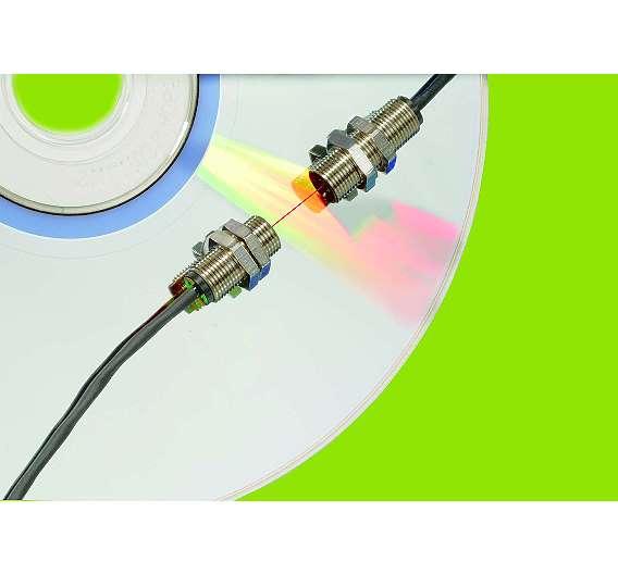 Bild 4: Miniatur-Laserlichtschranke Typ »DKM60«