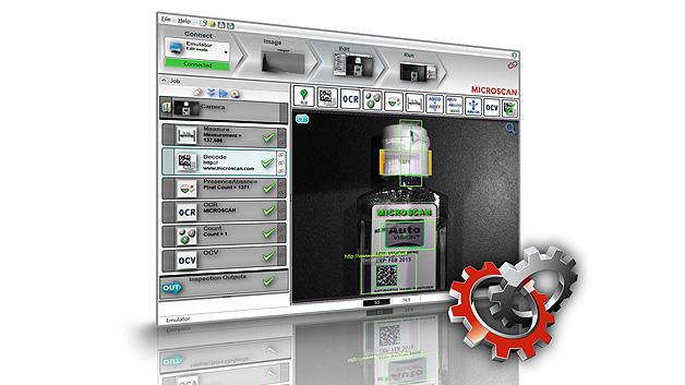 Nächste Generation vorgestellt: Microscan stellt die nächste Generation seiner Machine Vision Software vor: AutoVISON 2.0 kombiniert eine Benutzerschnittstelle mit einem Toolset für Inspektions-, Fehlerprüfungs- und Identifikationsanwendungen. An der Benutzerschnittstelle hat sich im Vergleich zur ersten Version aus 20111 nicht geändert, bietet aber zusätzliche Funktionen – inkl. Verifizierungen nach allgemeinen ISO-Standards, Optische Zeichenprüfung (OCV) zur Validierung der Druckqualität sowie ein Logic Tool. Über die Funktion Microscan Link kann eine einfache Verbindung zu SPS-Systemen und anderen industriellen Steuerungen aufgebaut werden. Die Software arbeitet mit den Firmeneigenen Vision Mini und Vision Hawk Smart Kameras als kompakte, voll integrierte Version oder im Objektiv/C-Mount-Design. AutoVISION kann zu der Visionscape-Plattform erweitert