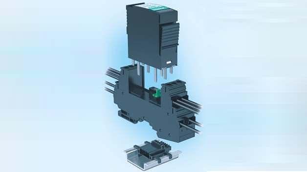 Der mehrteilige Aufbau des Überspannungsschutzsystems garantiert eine schnelle und einfache Installation und eine problemlose Fehlerbehebung und Wartung.