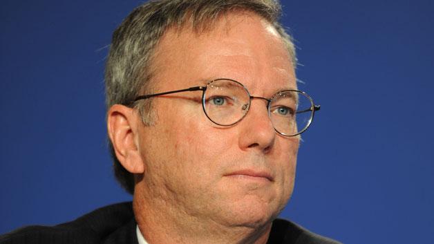 »Erkläre mir mal jemand den Unterschied zwischen einem großen Telefon und einem Tablet« - Eric Schmidt, CEO Google, am 10.1.2010
