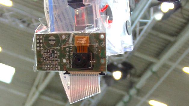 Erstmals der Öffentlichkeit präsentiert wurde das Camera Board auf der Electronica 2012 in Deutschland. RS zeigte hier einen seriennahen Prototypen, der auf einer Live-Demo zum Einsatz kam.