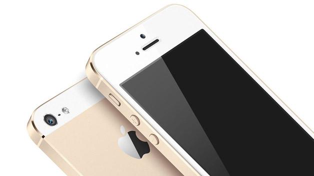Soll vor allem neureiche Chinesen überzeugen: Das iPhone 5S könnte erstmals auch in Champagner-Gold in den Regalen stehen.
