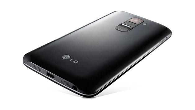 Der Akku mit der Stufe wurde erstmals in dem Smartphone G2 eingesetzt. Damit passt sich der Akku besser an die runde Form des Gehäuses an als eine rein prismatische Form und verschenkt keinen Platz.