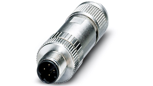 In vielen Industrie-Anwendungen sind heute Datenübertragungsraten von 100 MBit/s ausreichend. Diese kann der vierpolige M12-Steckverbinder mit D-Codierung übertragen. Er ist wegen seiner Robustheit sicherlich der klassische Stecker für den Feldbusbereich.
