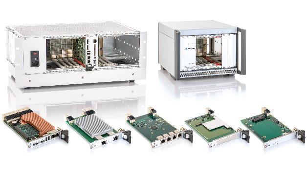 19-Zoll-Systeme haben ihren Namen von den 19-Zoll-Aufbausystemen mit denen sie ursprünglich realisiert wurden. Mittlerweile gibt es auch schmälere Varianten, die aber weiterhin eine passive Backplane haben. Die wichtigsten Standard-Familien in diesem Bereich sind VMEbus, CompactPCI, AdvancedTCA und AMC/MicroTCA.