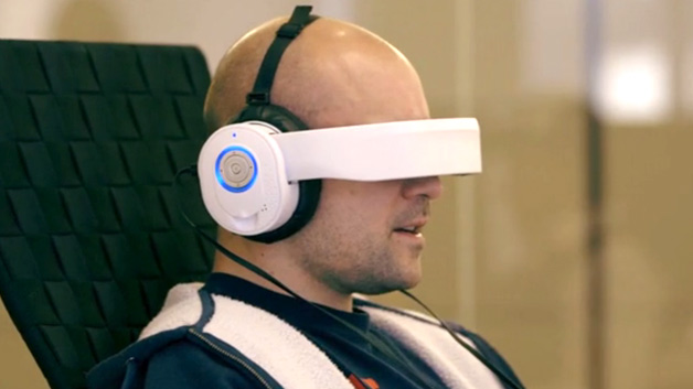 VR-Brille Avegant Glymph