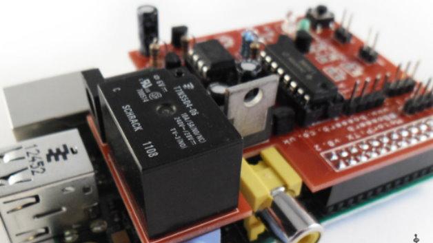Jason Barnett's MotorPiTX-Board.