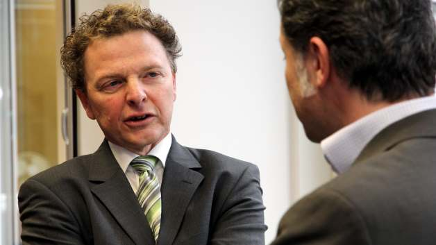 Ralf Maier, Rusol Energy: »Der Markt hat sich halbiert, 2014 wird damit zum Jahr der Konsolidierung. Unsere alten Instrumente funktionieren nicht mehr, was wir dringend brauchen, sind neue Geschäftsmodelle.«