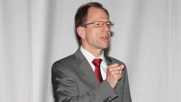 Reinhard Ploss, CEO Infineon Technologies AG: