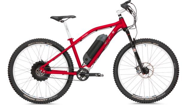 elektro mountainbike mit flitzbike elektrisch in die. Black Bedroom Furniture Sets. Home Design Ideas