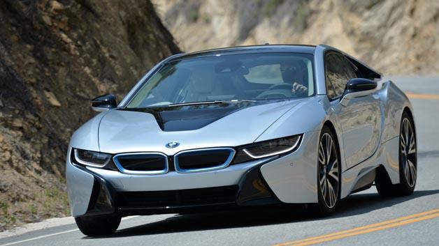 Nvidia beliefert das Navigations- und Infotainment-System des BMW i8 mit Grafikprozessoren.