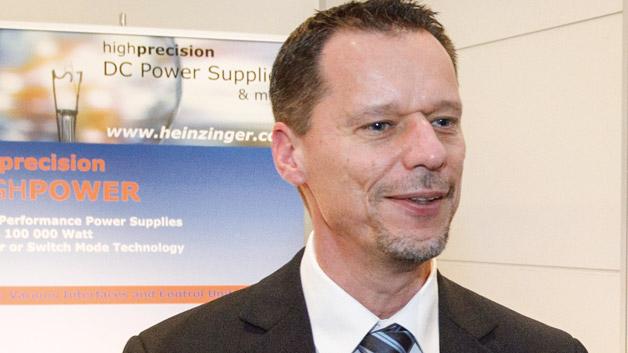 Peter Bannert, Heinzinger electronic: »Wir spüren eine verstärkte Nachfrage für Beschleunigeranwendungen im Medizinbereich. Dieser Markt wird weiter wachsen und verlangt nach hochpräzisen und zuverlässigen Netzgerätelösungen.«