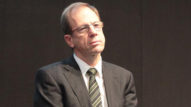 Dr. Reinahrd Ploss: »Um den Security-Backbone zu realisieren, müssen die Industrie und die Politik zusammen arbeiten.«