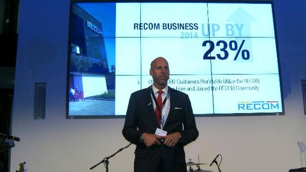 Ein Wachstum von 23% im letzten Jahr hat einen Ausbau der Firmenzentrale nötig gemacht