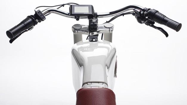 Cockpit: Die Beleuchtung kann über das Display eingeschaltet werden. Außerdem lässt sich hierüber die Leistung des Antriebs regeln.