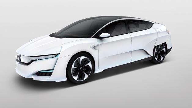 Honda will seine Studie FCV 2016 in Serie bringen.