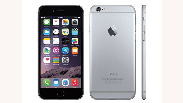Zwei iPhone 6 wurden gestiftet von Linear Technology und Power Integrations