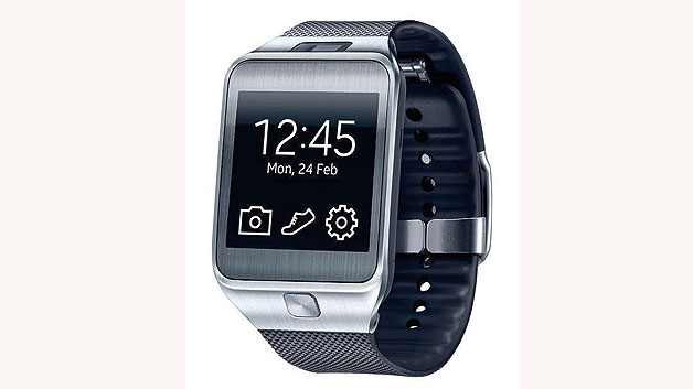 Smartwatch Gear 2 gestiftet von Renesas