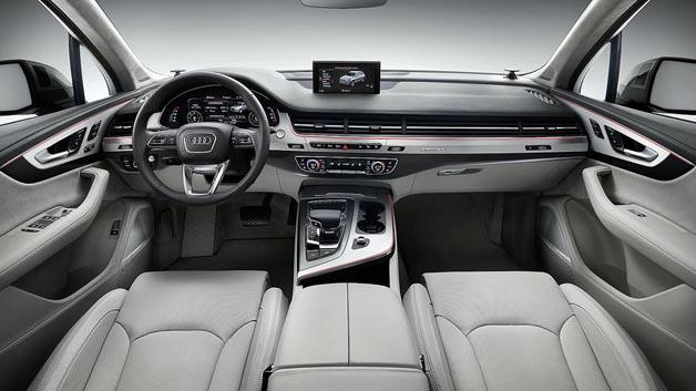 Bei Bedienkonzept, Infotainment, Connectivity und den Fahrerassistenzsystemen will Audi Maßstäbe setzen.