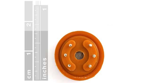 Der Sensor ist sehr kompakt und robust aufgebaut und unkompliziert zu verdrahten
