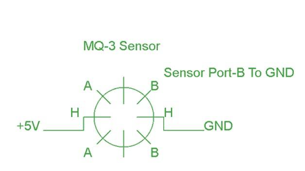 Die Betriebsspannung beträgt lediglich 5 V und ist standardmäßig in allen Stromversorgungen verfügbar.