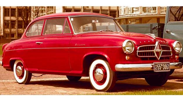 Größter Verkaufserfolg in der Mittelklasse wurde die 1954 vorgestellte Borgward Isabella (60 PS, 135 km/h, 1500 cm³ Hubraum), die, alle Ausführungen zusammengerechnet, 202.862 Mal gebaut wurde.